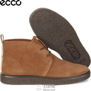 ECCO 爱步 Crepetray 酷锐 男式短靴 41码¥393