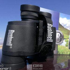金盒特价 Bushnell 博士能 Falcon猎鹰系列 7×35 高清双筒望远镜 133410 4.6折$18.99史低 海淘转运到手约¥187