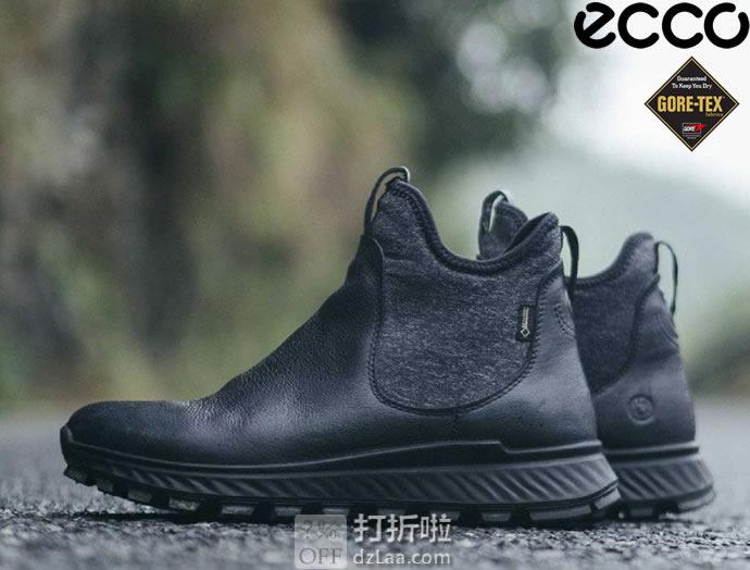 ECCO 爱步 Exostrike 突破系列GTX防水 女式短靴 36码¥560 天猫¥1999