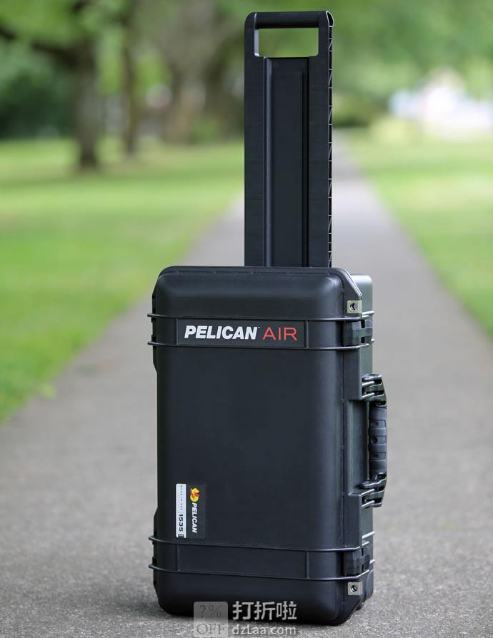 Pelican 派力肯(塘鹅)AIR系列 1535轻盈安全防护箱 带拉杆滑轮 可登机 镇店之宝¥1427 多色可选