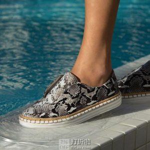 金盒特价 J/SLIDES Karla 女式休闲板鞋 5折$74.9 两色可选 海淘转运到手约¥618