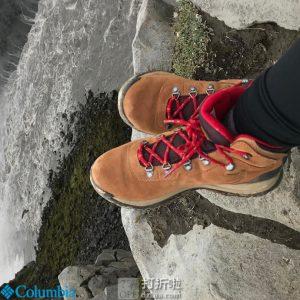 Columbia 哥伦比亚 Newton Ridge Plus 户外防水女式登山靴 ¥444秒杀