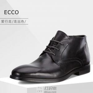 ECCO 爱步 Melbourne 墨本系列 男式短靴 ¥428.16起秒杀