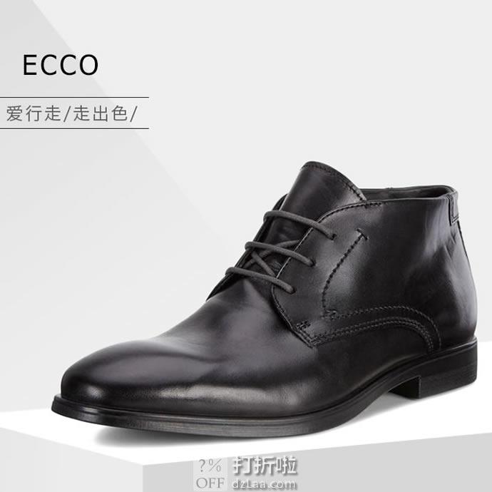 ECCO 爱步 Melbourne 墨本系列 男式短靴 ¥508起