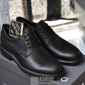 ECCO 爱步 Newcastle纽卡斯系列 GTX防水 男式德比鞋 正装鞋 43码¥660