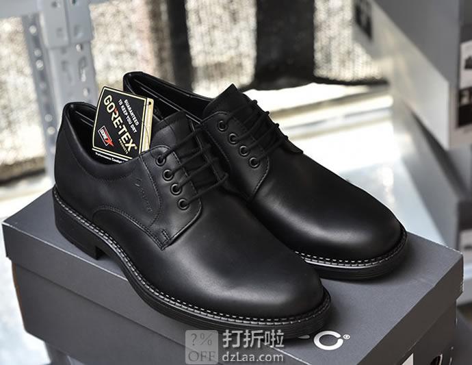 ECCO 爱步 Newcastle纽卡斯系列 GTX防水 男式德比鞋 正装鞋 ¥617起