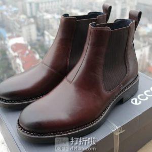 限尺码 ECCO 爱步 Newcastle纽卡斯系列 男式切尔西短靴 ¥663