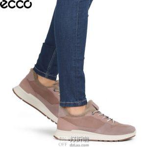 ECCO 爱步 ST.1 适动系列 加绒保暖 女式休闲鞋 38码 ¥548