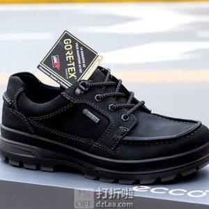 ECCO 爱步 Rugged Track GTX防水 男式户外徒步鞋 42码¥681