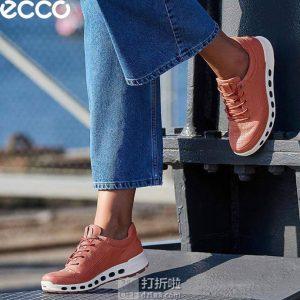 ECCO 爱步 Cool 2.0 透氧2.0系列 GTX防水 女式休闲鞋 ¥686