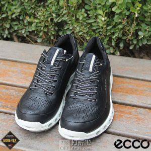 限尺码 ECCO 爱步 Cool 2.0 透氧2.0系列 GTX防水 男式休闲鞋 ¥653