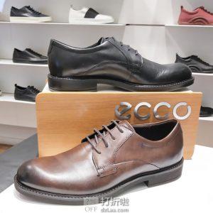 ECCO 爱步 Vitrus III 唯图系列 男式牛津鞋 正装鞋 ¥511 天猫¥1849