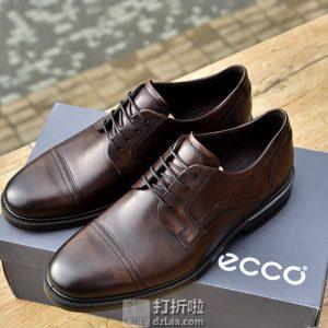 ECCO 爱步 Lisbon 里斯系列 男士系带正装鞋 43/44码 牛津鞋 ¥480