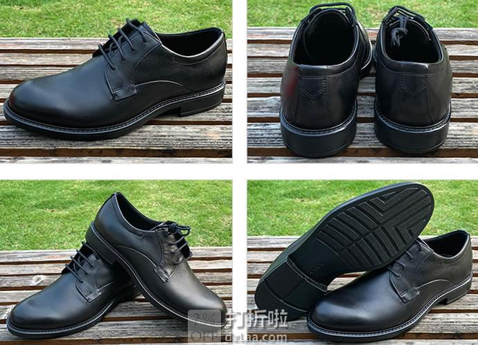 ECCO 爱步 Vitrus III 唯图系列 男式牛津鞋 正装鞋 43码¥499 天猫¥1819