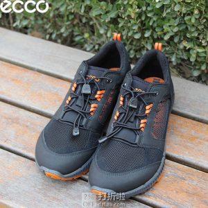 ECCO 爱步 Terracruise II 热酷2代 轻量网面 户外男式运动休闲鞋 43码¥527