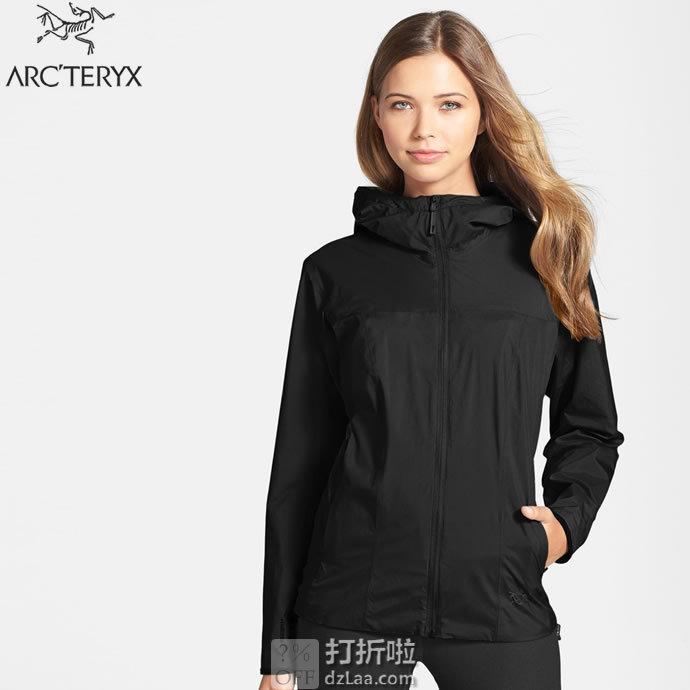 Arc'teryx 始祖鸟 Solano 防风防雨透气 户外女式软壳夹克 L码4.8折 $110.99  海淘转运到手约¥835