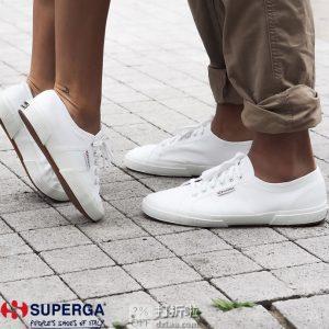 Superga 2750 Cotu 经典中性款 帆布鞋 小白鞋 ¥240起