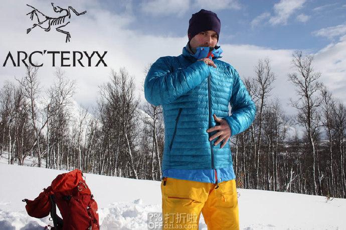 Arc'teryx 始祖鸟 Cerium LT 850蓬鹅绒 男式户外轻便连帽羽绒服 5.5折$206.99 海淘转运到手约¥1497 天猫¥5200