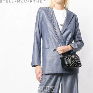 STELLA MCCARTNEY Stella Star 星星包 绗缝链条包 斜挎包 凑单低至¥3168包邮 天猫¥6850