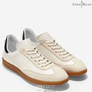 Cole Haan 可汗 Grandpro Turf 男式休闲板鞋 优惠券折后3.2折$48.6 海淘转运到手约¥434