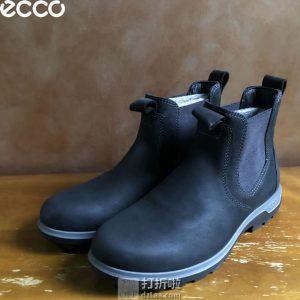 ECCO 爱步 Whistler 斯勒 男式切尔西短靴 42码¥567