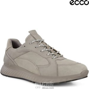 ECCO 爱步 ST.1 适动 男式系带休闲运动鞋 43码4折$71.77 海淘转运到手约¥598