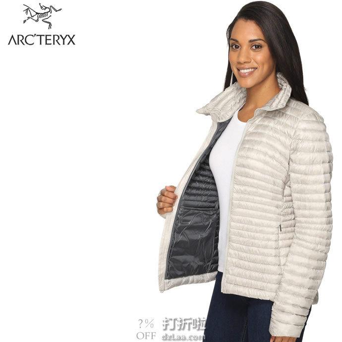 Arc'teryx 始祖鸟 Yerba 户外短款女式羽绒服 优惠码折后$149.39 海淘转运到手约¥1093 国内¥4600