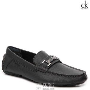 Calvin Klein 卡尔文克莱因 Magnus CK 男式乐福鞋 休闲鞋 3.8折$49.99 海淘转运到手约¥447