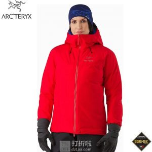 Arc'teryx 始祖鸟 Alpha IS Gore-Tex防水 户外轻便保暖 女式硬壳夹克 优惠码折后5.6折$503.19 海淘转运到手约¥3657