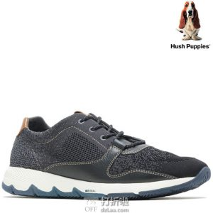 Hush Puppies 暇步士 Ts Field  男式系带休闲鞋 41码3折$33.3 海淘转运到手约¥327