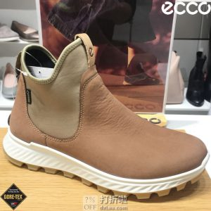 ECCO 爱步 Exostrike 突破系列GTX防水 女式短靴 36码3.2折$62.97 海淘转运到手约¥527