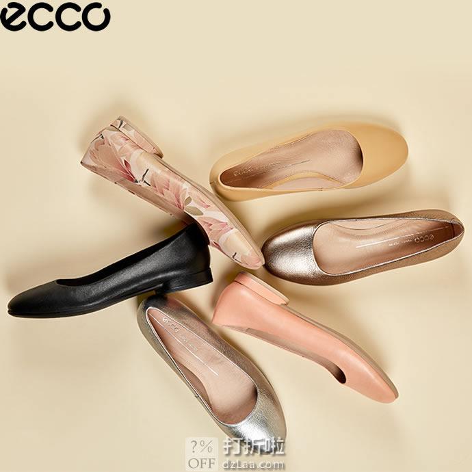 ECCO 爱步 Anine 安妮 女式休闲鞋 35码2.5折$34.8 海淘转运到手约¥332