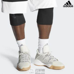 Adidas 阿迪达斯 Pro Vision 19年款 男子篮球鞋 D96945 9.5码3.5折$34.69 海淘转运到手约¥335
