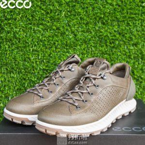 ECCO 爱步 Exostrike Low 突破系列 男式低帮徒步鞋 休闲鞋 45码2.8折$55 海淘转运到手约¥479