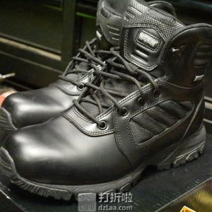 Magnum 曼格纳 Response III 6.0 男式工装靴 5.8折$48.97起 海淘转运到手约¥467 中亚Prime会员可免运费直邮到手¥396