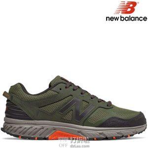 白菜 New Balance 新百伦 510v4 男式缓震越野跑步鞋 40码2.1折$19.07 海淘转运到手约¥225