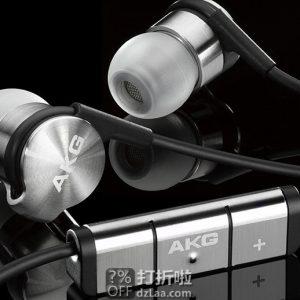 AKG 爱科技 K3003 旗舰款 动圈动铁混合三单元入耳式耳机 ¥2699