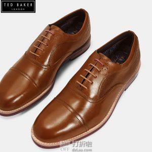 Ted Baker 泰德贝克 Quidion 男式牛津鞋 40.5码1.5折$34 海淘转运到手约¥330