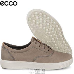 ECCO 爱步 SOFT 7 柔酷7号 CVO 男式休闲鞋 40码2.9折$47.15 海淘转运到手约¥421