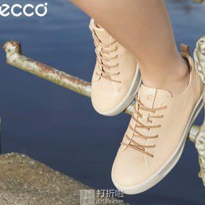 ECCO 爱步 Soft 8 柔酷8号 运动休闲系带女鞋 38码3.5折$59.95 海淘转运到手约¥512