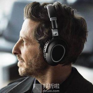 Sennheiser 森海塞尔 PXC550 专业主动降噪耳机 无线蓝牙降噪头戴耳机 聚划算双重优惠折后¥1089包邮包税