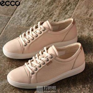 ECCO 爱步 SOFT 7 柔酷7号 女式休闲鞋 35码2.5折$39.81 海淘转运到手约¥367