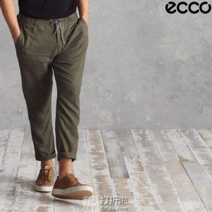 ECCO 爱步 Soft 8 LX 柔酷8号 男式板鞋 41码2.7折$53.77 海淘转运到手约¥465