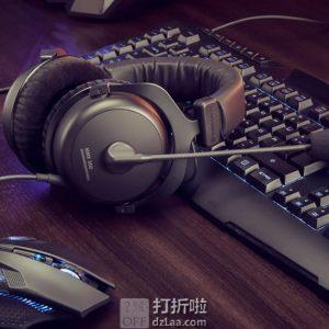 Beyerdynamic 拜亚动力 MMX 300 2.0 电竞头戴游戏耳机 吃鸡游戏耳机 ¥1571