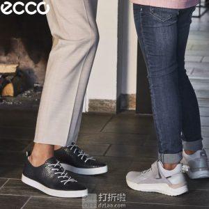 限35/36码 ECCO 爱步 Gillian 吉莉系列 女式休闲鞋 板鞋 2.1折$31.98 海淘转运到手约¥314