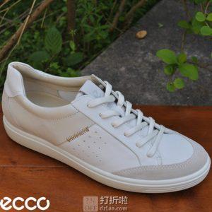 限尺码 ECCO 爱步 Soft 7 柔酷7号 拼色款 女式系带板鞋 休闲鞋 3.3折$52.46 海淘转运到手约¥457