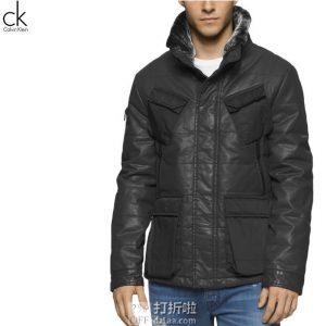 Calvin Klein Jeans 卡尔文克莱因 CK 男式休闲夹克 M码2.9折$58.12 海淘转运到手约¥497