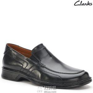 Clarks 其乐 一脚套 男式皮鞋 42.5码2.9折$26.03 海淘转运到手约¥272