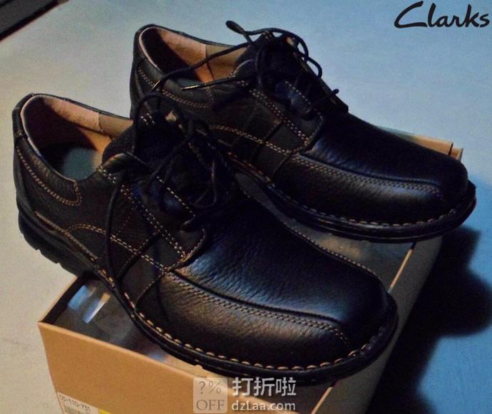 Clarks 其乐 Espace 男式牛津鞋 39.5码2折$21.95 海淘转运到手约¥243