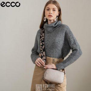 ECCO 爱步 SP 3 百搭小方包 2.7折$62.41史低 海淘转运到手¥472